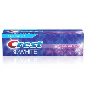 3D White Toothpaste - Radiant Mint 153g