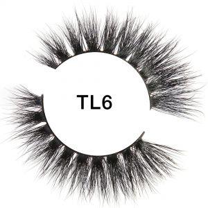 TL6 - 3D Luxury Mink Lashes