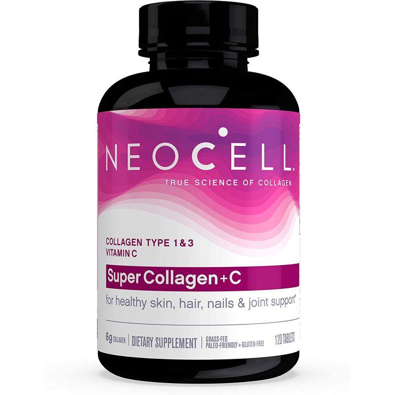 Super Collagène +C Comprimés 6,000 mg - NeoCell