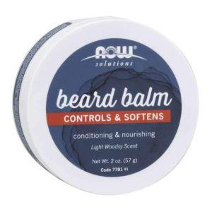 Baume à barbe, Contrôle et Adoucit les poils du visage