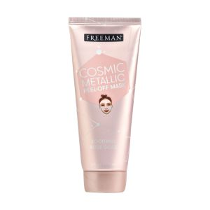 Cosmic Soothing Rose Gold Metallic Peel-Off Mask - Freeman