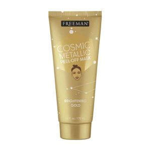 Cosmic Brightening Gold Metallic Peel-Off Mask - Freeman