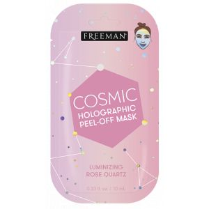 Cosmic Luminizing Rose Quartz Holographic Peel-Off Mask