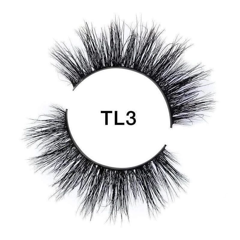 TL3 - 3D Luxury Mink Lashes