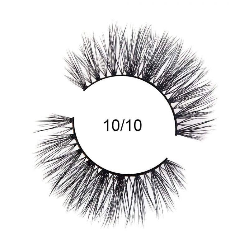 10/10 — Tatti Lashes