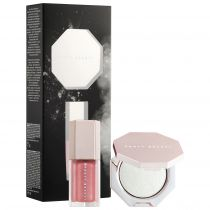 Diamond Bomb Baby Mini Lip Gloss and Highlighter Set - FENTY BEAUTY by Rihanna | Sephora