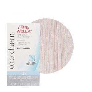 Wella Color Charm T18 Lightest Ash Blonde Toner