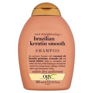 Ever straight brazilian keratin smooth Shampoo -  Ogx