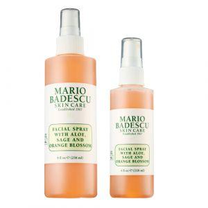 Facial Spray with Aloe Sage & Orange Blossom