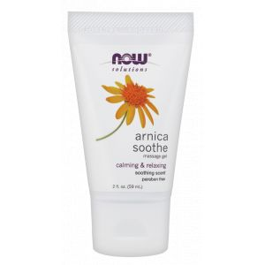 Arnica Soothing Massage Oil - NOW Foods
