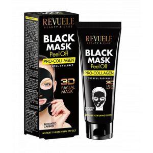 BLACK MASK Peel Off Pro-Collagen | Revuele
