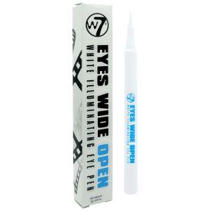 Eyes Wide Open White Illuminating Eye Pen - W7 COSMETICS