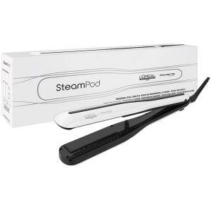 Steampod 3.0 Lisseur Cheveux Professionnel 2-en-1 : Lissage et Wavy - Technologie Vapeur - L'Oréal Professionnel