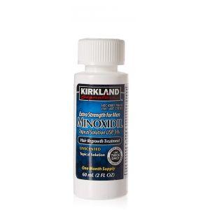 5% Minoxidil Hair Regrowth for Men - 1 Month Supply - Kirkland Signature