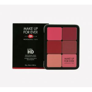 Ultra HD Palette Blush Creme -Make Up For Ever