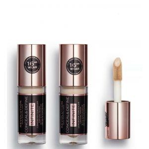 Conceal & Define Infinite Longwear Concealer - Makeup Revolution