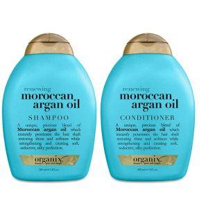 Renewing Argan Oil of Morocco Shampoo & Conditioner - OGX