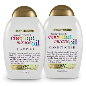 Coconut Miracle Oil Shampoo & Conditioner - OGX