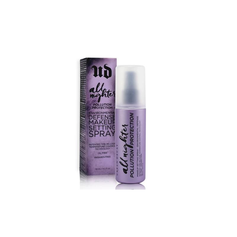 All Nighter Pollution Protection Makeup Setting Spray - URBAN DECAY