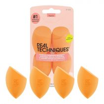 4 Pack Miracle Complexion Sponges - REAL TECHNIQUE