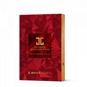 Red Miracle Revital Energy Mask (Pack de 10) – JAYJUN